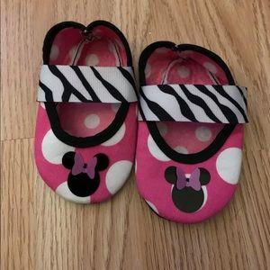 Minnie infant shoes
